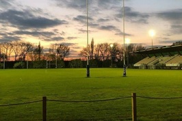 The Number 1 Rugby Pitch