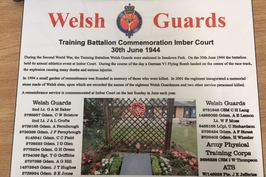 the welsh guards memorial