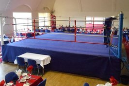 Boxing Club function in the Imber Court Ballroom