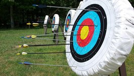 the archery club at imber court