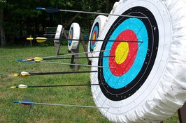 archery at imber court